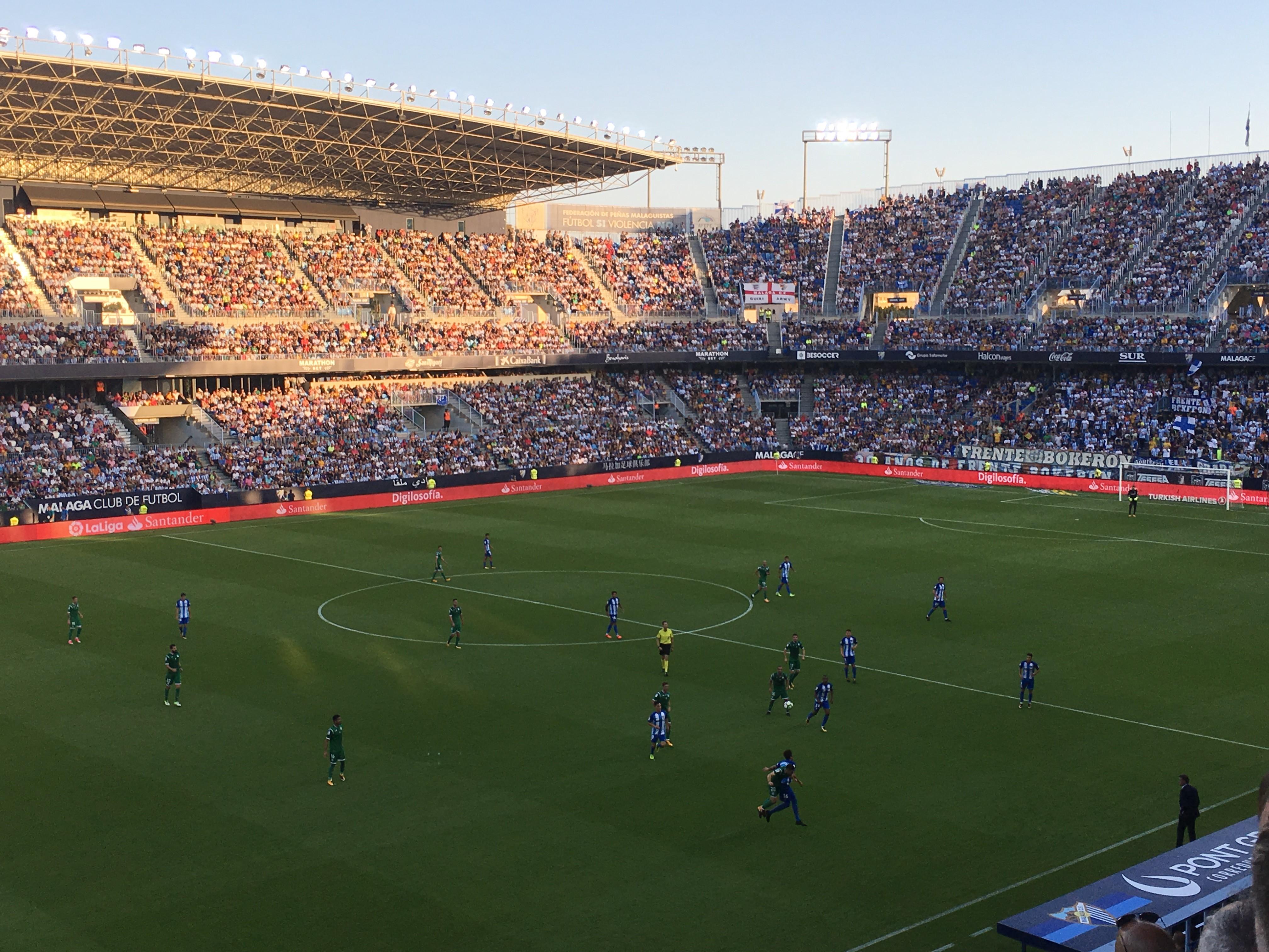 malaga fodbold
